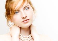 Jeune femme Image libre de droits