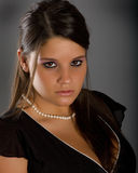 Jeune femme images stock