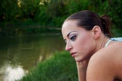 Jeune femme 4 Photo libre de droits