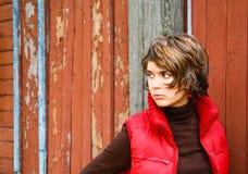 Jeune femme Photographie stock libre de droits