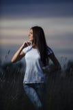 Jeune femme 20 photographie stock