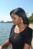 Jeune femme attirante Images stock