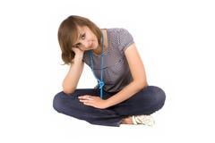 Jeune femme attirante Image libre de droits