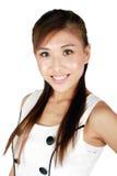 Jeune femme d'affaires. Photographie stock libre de droits