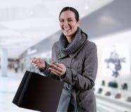 Shoping Image libre de droits