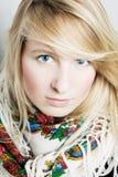 Jeune femme de beauté Photographie stock libre de droits