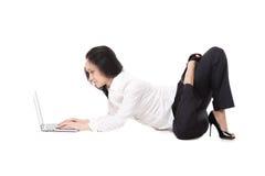 Self libre sucer avec le yoga