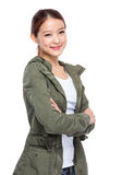 Jeune femme heureuse images libres de droits