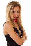 Jeune femme magnifique Image stock