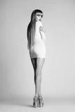 Jeune femme parfaite Image stock