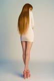 Jeune femme parfaite Photos libres de droits