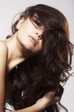 Jeune femme preatty Photo stock