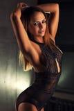 Jeune femme sexy Images stock