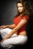 Jeune femme sexy images libres de droits
