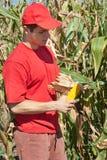 Jeune fermier image libre de droits