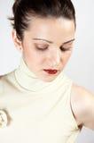Jeune fille élégante 06 Photographie stock libre de droits