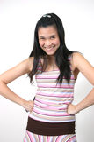 Jeune fille asiatique 24 Photos stock