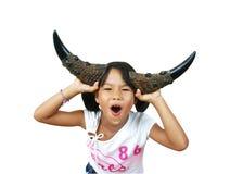Jeune fille asiatique Photographie stock libre de droits
