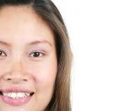 Jeune fille asiatique attirante 33 Images libres de droits