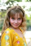Jeune fille de bonne composition Image stock