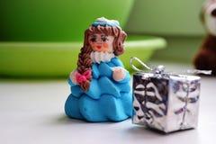 Jeune fille de sucre Image stock