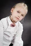 Portrait de jeune fille Images libres de droits