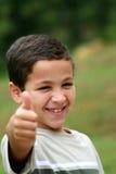 Jeune garçon Photo libre de droits