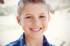 Jeune garçon Images libres de droits
