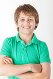 Jeune garçon Photo stock