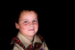 Jeune garçon Image libre de droits