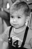 Jeune garçon mignon Images stock