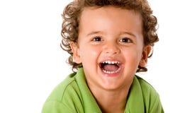Jeune garçon mignon Image stock