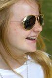 Jeune heureux Images stock