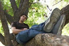 Jeune homme Photographie stock libre de droits