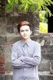 Jeune homme photographie stock