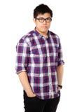 Jeune homme asiatique Images stock
