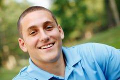 Jeune homme beau Images libres de droits