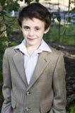 Jeune homme beau image stock