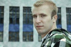 Jeune homme bel Image libre de droits