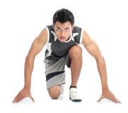 Jeune homme de sport photos stock