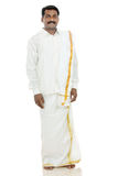 Jeune homme indien traditionnel Photo stock