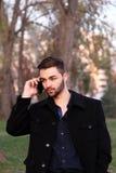 Jeune homme occasionnel Photographie stock libre de droits