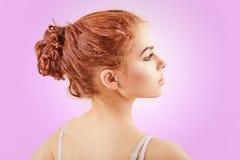 Jeune jolie fille Photos libres de droits