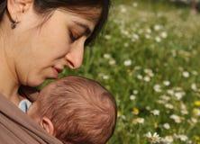 Jeune mère images libres de droits