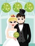 Jeune marié Images libres de droits