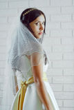 Jeune mariée images stock
