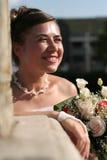 Jeune mariée Photo libre de droits