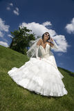 Jeune mariée Photographie stock libre de droits