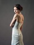 Jeune mariée Beau femme photographie stock