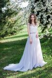 Jeune mariée moderne E photo libre de droits